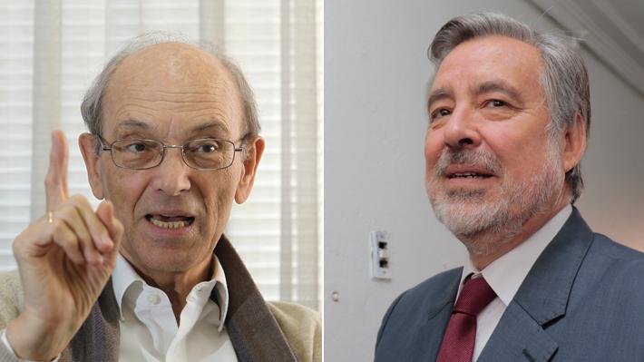¿Ffrench-Davis ministro de Hacienda de Guillier? Lo que dijo el candidato en  la citada entrevista del debate