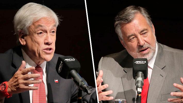 Temas económicos y trato deferente entre candidatos marcan el debate radial