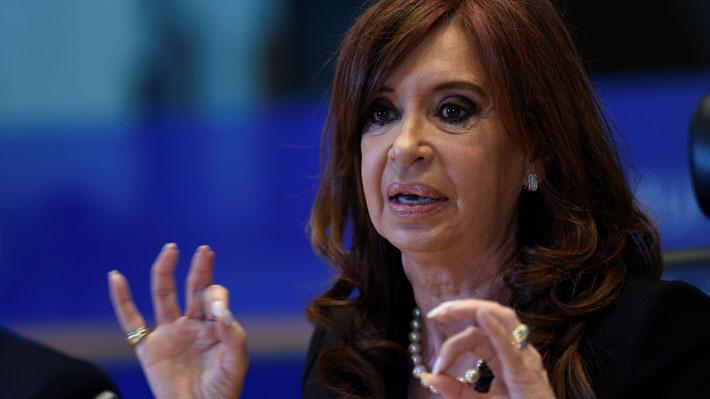 """Cristina Fernández califica de """"disparate"""" la orden de detención en su contra y no descarta ir a tribunales internacionales"""