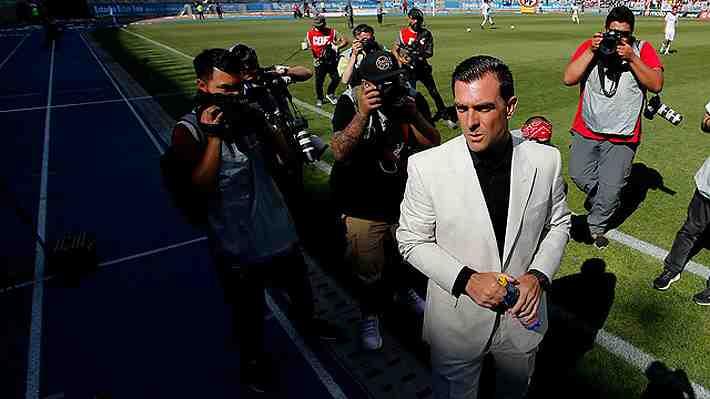 Fue criticado y algunos hinchas pedían su salida. Tras imponerse en el Transición, ¿Guede debe seguir a la cabeza de Colo Colo?