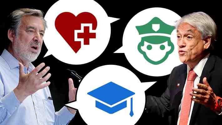 Educación, Salud y Seguridad serán algunos temas del último debate presidencial. ¿Qué opinas?