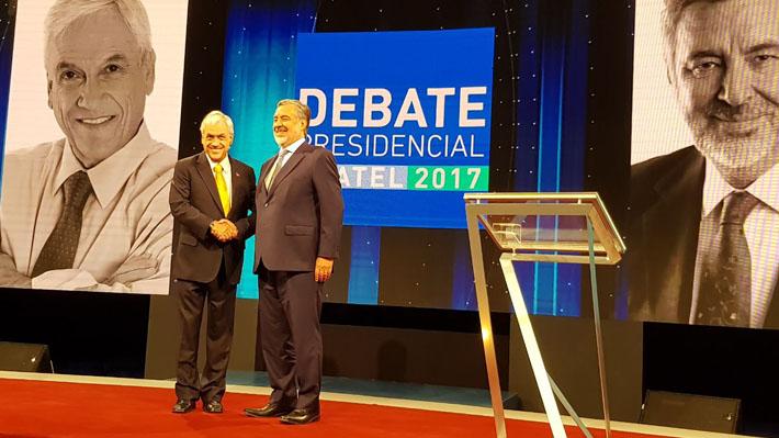 Intercambio de posturas por CAE y la virulencia de la campaña encienden el mejor debate presidencial del año