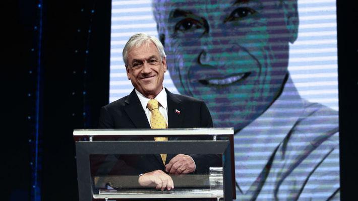 """""""Oportunística"""": La palabra que Piñera usó en el debate Anatel y que se convirtió en Trending Topic"""