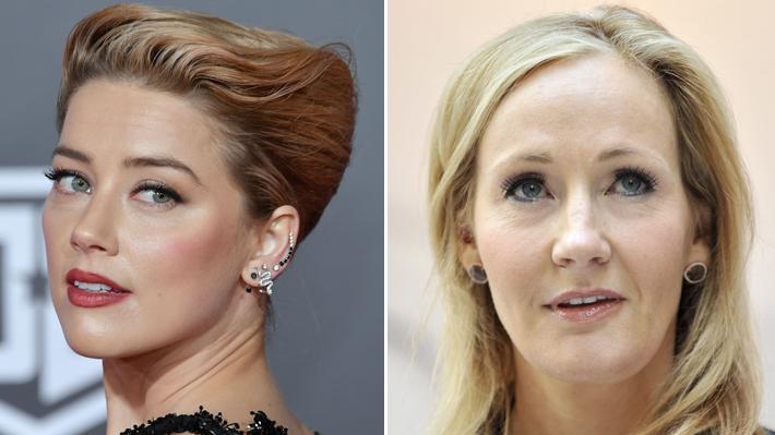 """Ex de Johnny Depp contra J.K. Rowling: """"Animales fantásticos"""" en problemas por caso de violencia intrafamiliar"""