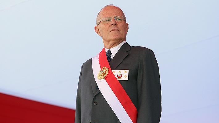 Oposición peruana pide la renuncia del Presidente Kuczynski por caso Odebrecht
