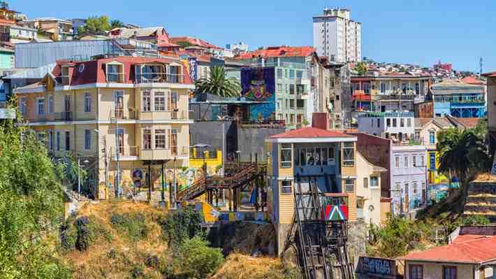 [VIDEO 360°]  Artillería: un cerro con todo el ADN de Valparaíso