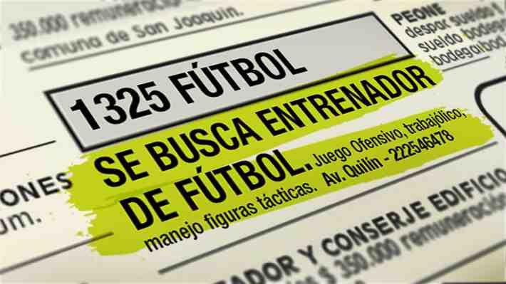 """¿Nadie quiere dirigir a la """"Roja""""?: Opina sobre el futuro de la selección nacional"""