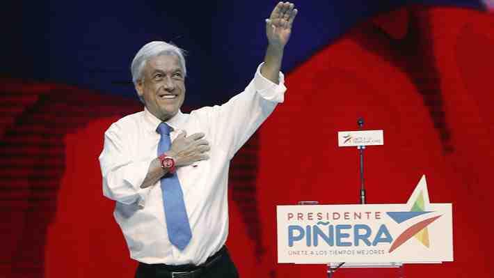 Piñera Presidente: La estrategia que lo llevó otra vez a La Moneda. ¿Cómo la encuentras?