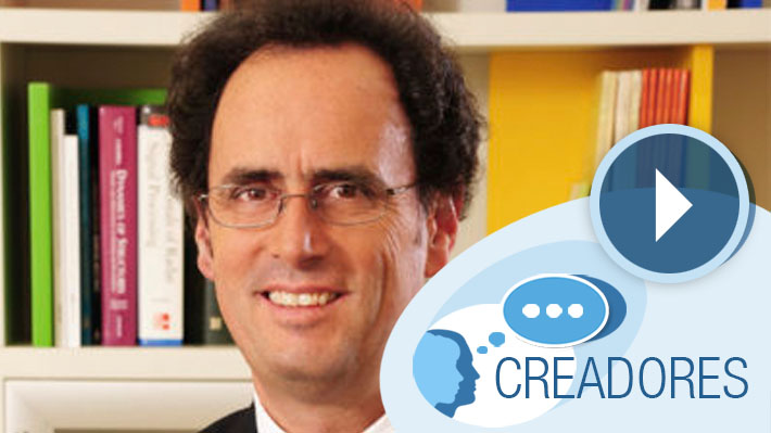 #Creadores: Juan Carlos de la Llera y su ímpetu de aportar a la sociedad a través de la innovación