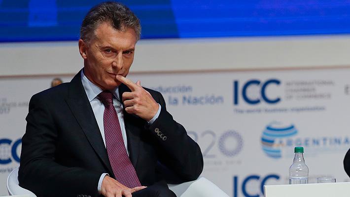 """Macri felicita a Piñera por su triunfo: """"Trabajaremos por el bienestar de la región"""""""