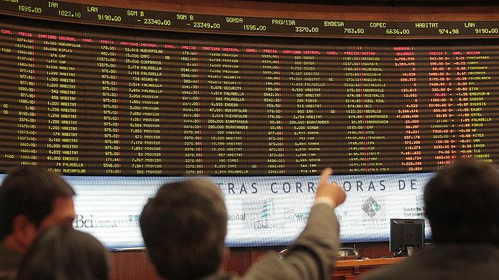 Amplio triunfo de Piñera impulsa a la Bolsa a su mayor alza diaria en 9 años