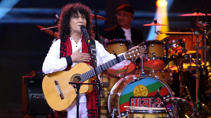 """Illapu llega por séptima vez a Viña y celebra sus 45 años de carrera: """"Vivimos el desarrollo del festival"""""""