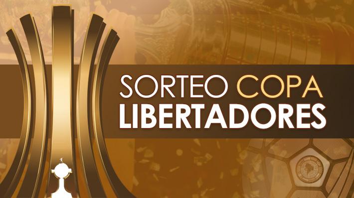 Revive el sorteo de la Copa Libertadores 2018 que tuvo dispar suerte para los clubes chilenos