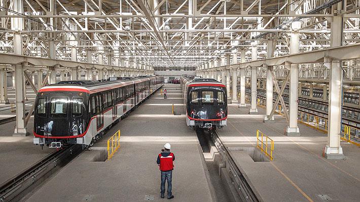 Línea 7 cambia de ruta: Irá por Av. Providencia y llegará al barrio de oficinas de Rosario Norte