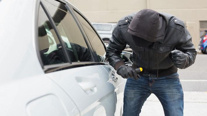 Modelos de Hyundai y Toyota fueron los vehículos más robados en el año en Chile