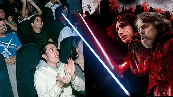"""Lo bueno, lo malo y lo feo: Fanáticos de """"Star Wars"""" analizan """"Los últimos Jedi"""""""