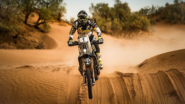 ¿Cuáles son sus pergaminos y expectativas? Conoce a los siete pilotos chilenos que participarán en el Rally Dakar 2018