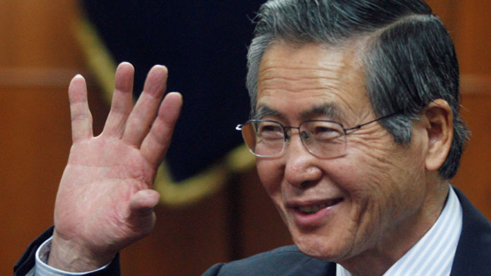 Kuczynski otorgó indulto por razones humanitarias a ex Presidente Alberto Fujimori