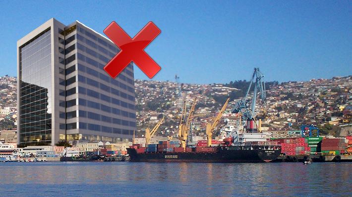 Corte Suprema declara ilegal permiso de edificación de Mall Barón de Valparaíso