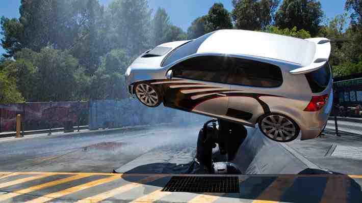 Trivia: ¿Reconoces a algunos de los autos más icónicos de Hollywood?