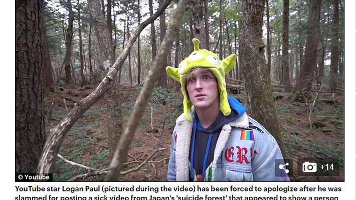 """Popular youtuber ofrece disculpas tras difundir polémico video: """"No lo hice por las visitas"""""""