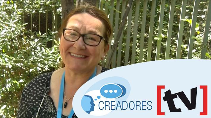#Creadores: Edilia Muzenmayer y el arte terapéutico de tejer