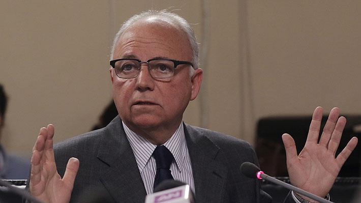 Fraude en Carabineros: Fiscalía formalizará al ex general director Eduardo Gordon