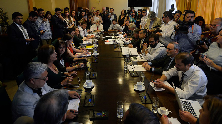 Con el apoyo de Felipe Kast: Comisión de DD.HH. aprueba en general proyecto de ley de identidad de género