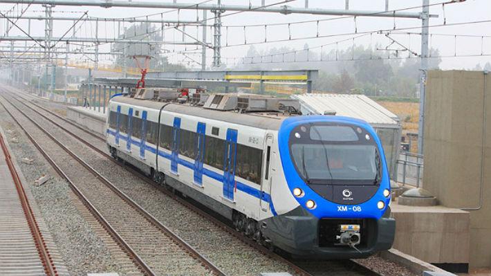 Tren rápido entre Santiago y Valparaíso: ¿Es rentable la propuesta del consorcio chino-chileno?
