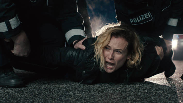 """""""In the Fade"""", el drama alemán sobre violencia neonazi que arrebató el Globo de Oro a """"Una mujer fantástica"""""""