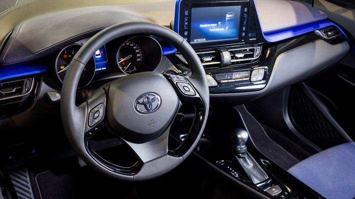 Toyota presenta vehículo autónomo que busca revolucionar el transporte