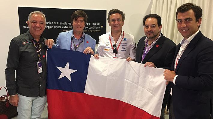 Cuál es el rol de Eliseo Salazar como embajador de la Fórmula E en Chile y por qué ha sido tan criticado