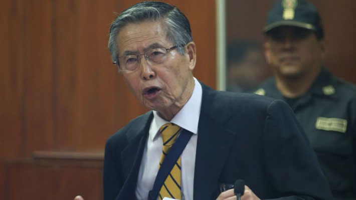 Fujimori nombra a abogado que lo representará ante la Corte Interamericana de Derechos Humanos