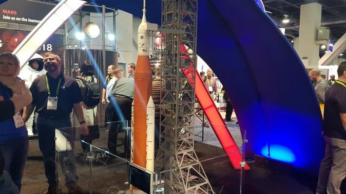 CES: El cohete que podría llevar a la humanidad de regreso a la Luna está a un sólo módulo de ser una realidad