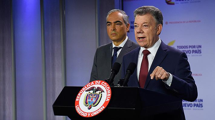 Colombia suspende diálogos de paz con el ELN tras ataques guerrilleros