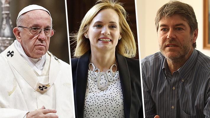 """Goic sugiere a papa Francisco reunirse con víctimas de abuso sexual para """"abrir la esperanza"""" en la iglesia"""