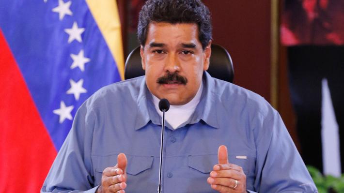 """Maduro ofrece """"garantías plenas"""" a oposición para elecciones presidenciales"""