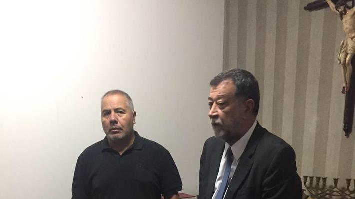 Subsecretario Aleuy visita iglesia atacada en Recoleta y anuncia querella