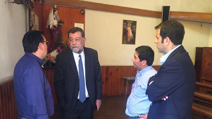 """Gobierno por ataques a iglesias en Santiago: """"Tienen similitud pero no necesariamente están vinculados"""""""
