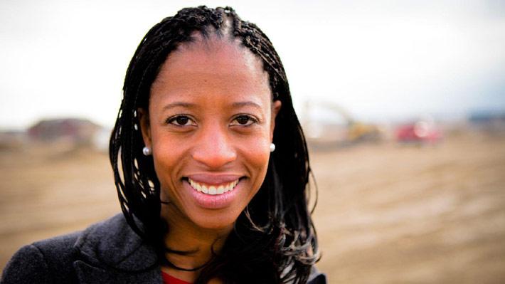 Mia Love, la congresista republicana hija de inmigrantes haitianos que exige que Trump pida perdón