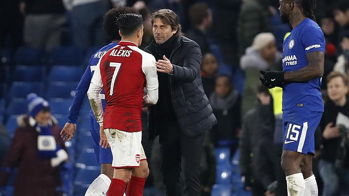 DT del Chelsea declara su admiración por Alexis y da la verdadera y millonaria cifra que debería costar su fichaje