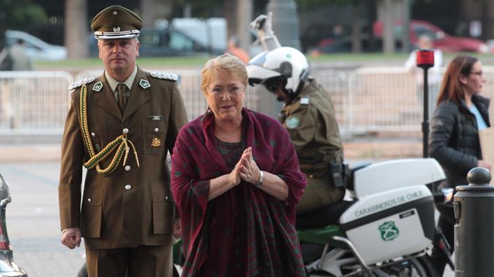 Bachelet afirma que alteración de ranking del Banco Mundial daña la credibilidad de esa institución