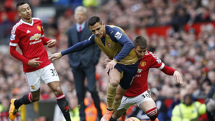 ¿Haría dupla con Ibrahimovic?: La oncena que prepararía Mourinho si Alexis se va al United