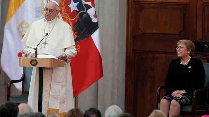 Francisco pide perdón por los casos de abusos en su discurso en La Moneda. ¿Qué opinas?