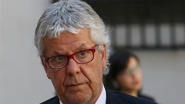 Eyzaguirre tras hablar con CEO del Banco Mundial: Le dije que Chile se encontraba muy molesto con la controversia