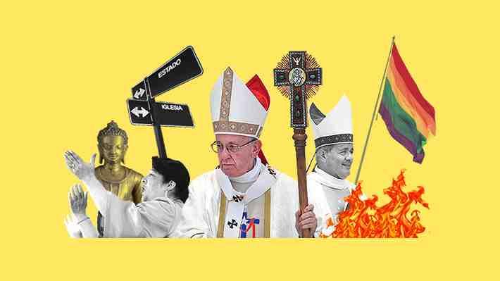Comentaristas opinan sobre la baja asistencia a actividades del Papa. ¿Para ti cuál es el motivo?