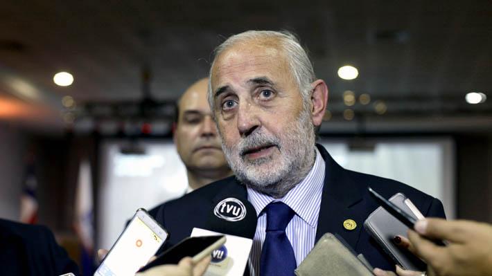 """Fiscal Nacional tras renuncia de Gajardo y Norambuena: """"El Ministerio Público es más que dos fiscales"""""""