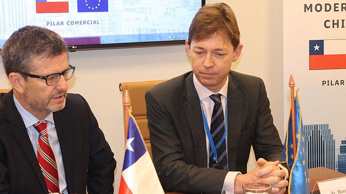 Acuerdo de Asociación entre Chile y UE concluye ronda inicial para modernización