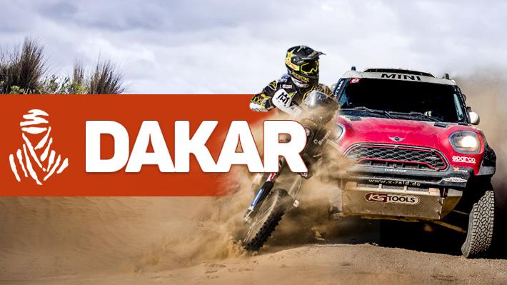 Hay un chileno campeón: Revise cómo ha sido la última etapa del Dakar 2018
