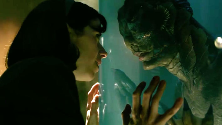 """Sindicato de Productores de Estados Unidos premia a Guillermo del Toro por """"La forma del agua"""""""